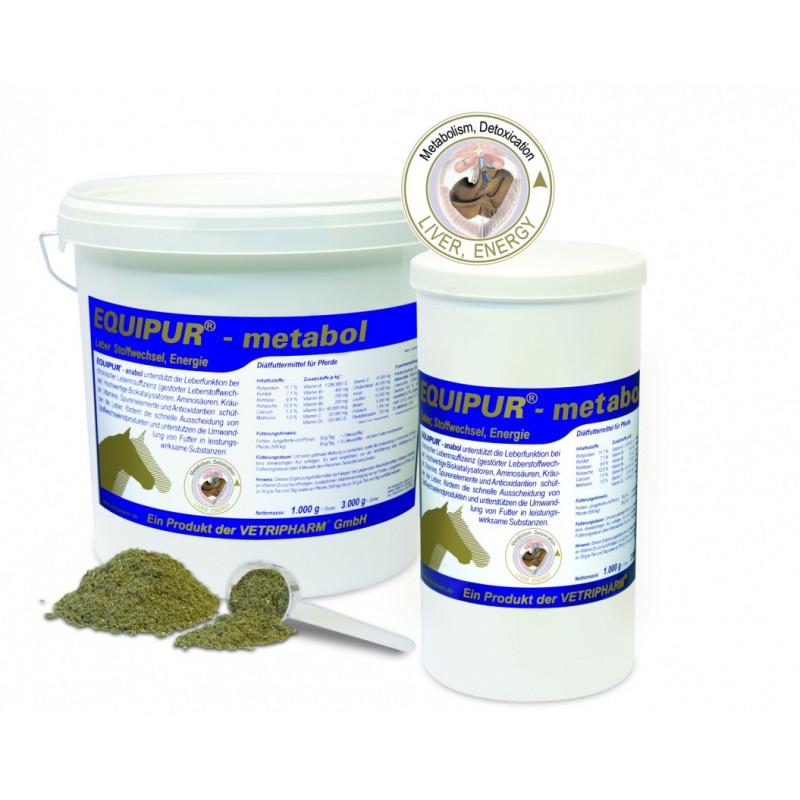 Equipur Metabol- Zdrowa wątroba