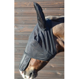 Hy Fly Mask with Sunshield& Ears