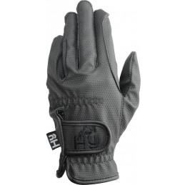 Skórzane rękawiczki jeździeckie - Hy5 Pro