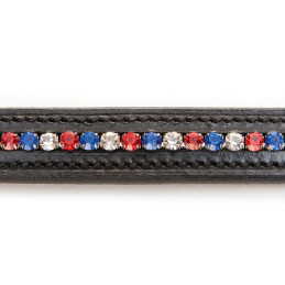 HyCLASS Great Britain Diamante Brow Band