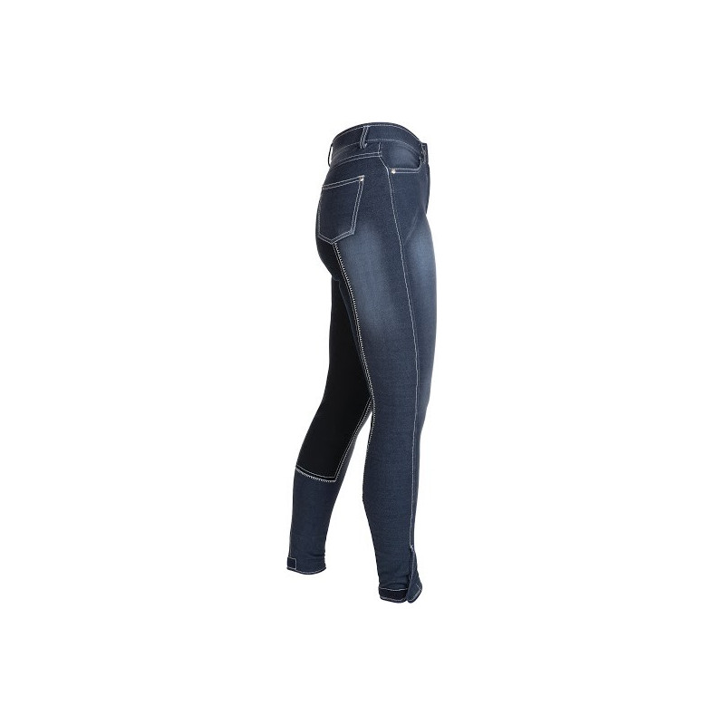 HyPERFORMANCE Denim Look Ladies Breeches