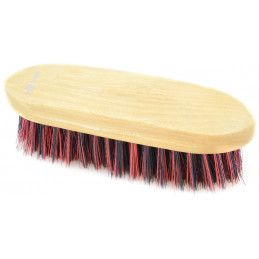HySHINE Natural Wooden Body Brush Large