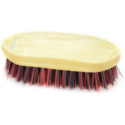 HySHINE Natural Wooden Body Brush Medium