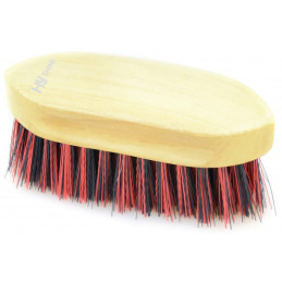 HySHINE Natural Wooden Body Brush Small