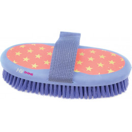 HySHINE Star Easy Grip Body Brush