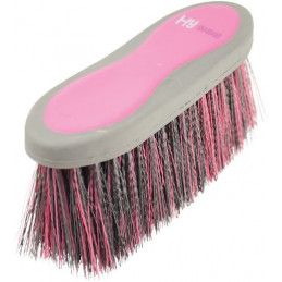 HySHINE Pro Groom Long Bristle Dandy Brush