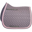 HySPEED Deluxe Saddle Pad with Cord Binding