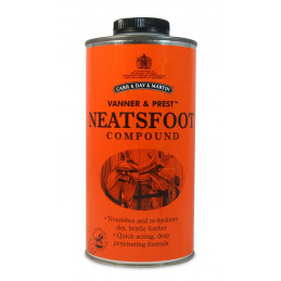 C&D&M Neatsfoot 500ml