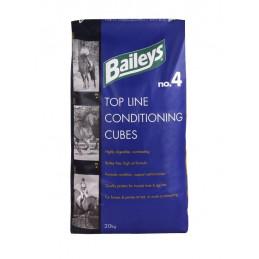 Granulat kondycyjny dla konia - Baileys Top Line Conditioning Cubes