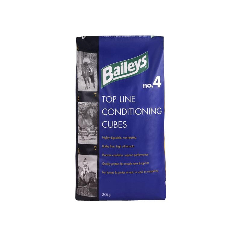 No. 4 Top Line Conditioning Cubes