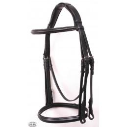 Ogłowie munsztukowe dla konia - Daw Mag