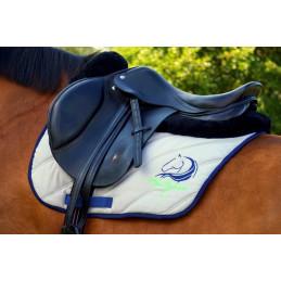 Derka Polarowa Healthy Horse + haft
