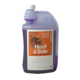 Płyn na gnijące kopyta - Naf Hoof & Sole 1l