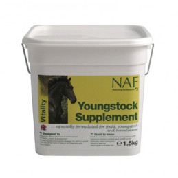 NAF Youngstock Supplement proszek 3kg