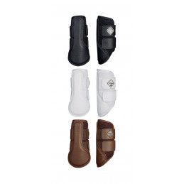 LeMieux Mesh Brushing Boots - Ochraniacze dla koni