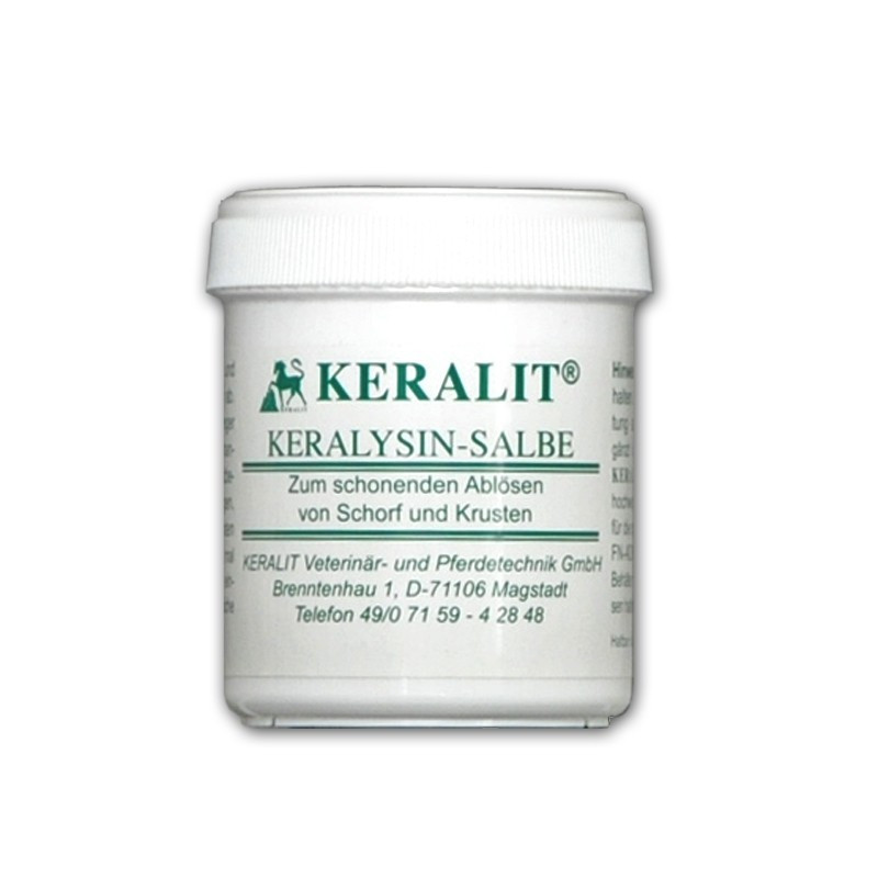 KERALIT KERALYSIN-SALBE 130 ml