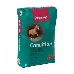 Granulat dla koni - Pavo Condition