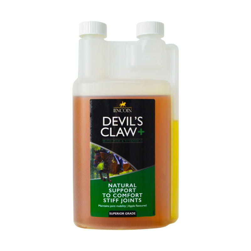 Suplement na stawy dla koni Lincoln Devil's Claw+