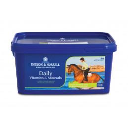 DODSON & HORREL Daily Vitamins & Minerals