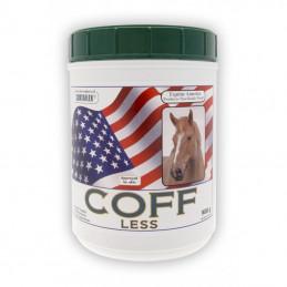 Ogromny Cortaflex Coff less - Suplement na układ oddechowy dla koni - 908g FC41