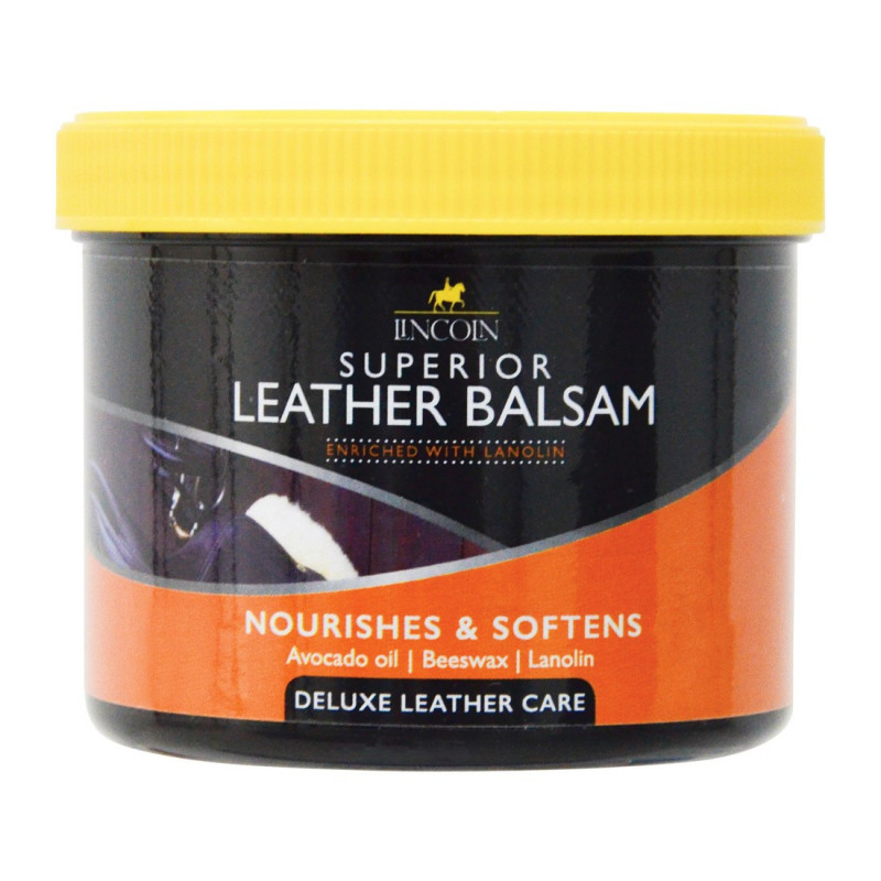 SUPERIOR LEATHER BALSAM LINCOLN