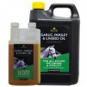 Olej lniany z czosnkiem i pietruszką LINCOLN GARLIC, PARSLEY & LINSEED OIL