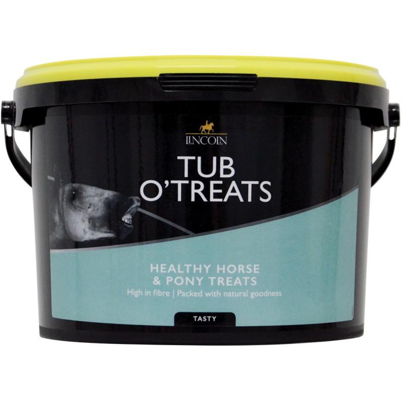 Wysokowłókniste cukierki LINCOLN TUB O' TREATS 2,5 kg