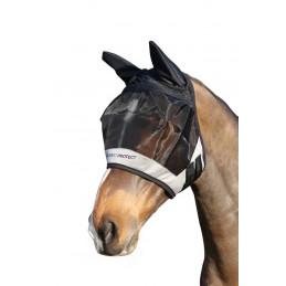 Maska na muchy dla konia Hy Half Mask without Ears