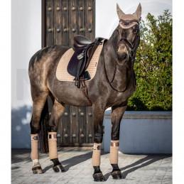 Czaprak ujeżdżeniowy dla konia - LeMieux ProSport Suede 24h