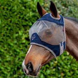 Maska na muchy dla koni - Lemieux bez uszu
