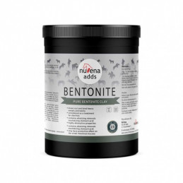 NuVena - Bentonit dla koni 800g