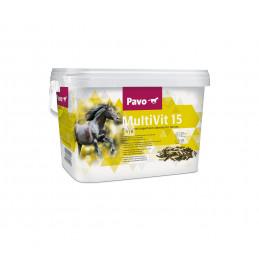 Pavo MultiVit15 3kg