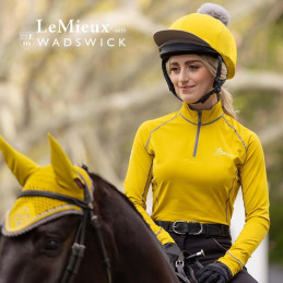 Bluzka jeździecka - LeMieux Base Layer Oak