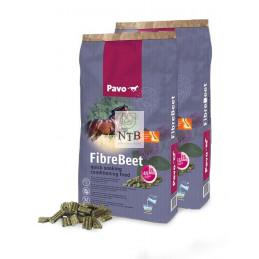 Wysłodki dla koni - Pavo Fibre Beet 15 kg