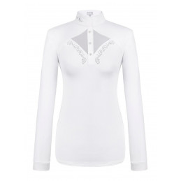 Koszulka FP CATHRINE LS biały