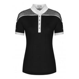 Koszulka konkursowa FP LETIZIA czarny