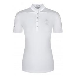 Koszulka konkursowa FP LETIZIA biały