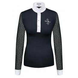 Koszulka FP Cecile LS czarny
