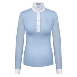 Koszulka FP Cecile LS niebieski