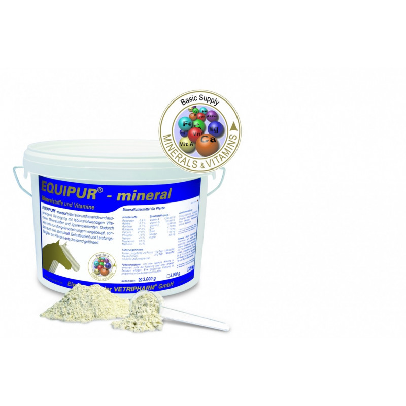 EquiPur Mineral Substancje mineralne i witaminy
