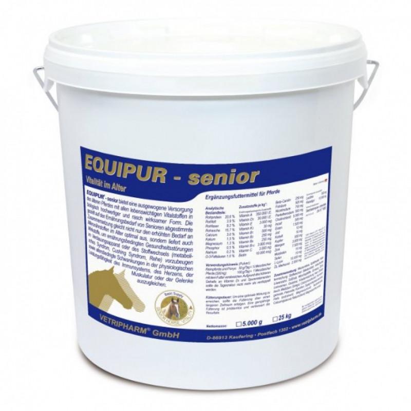 Equipur senior- dla starszych koni