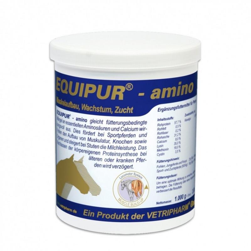 Equipur Amino - do budowy mięśni i kości