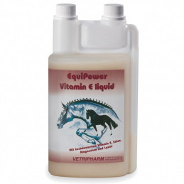 Equi Power Vitamin E z selenem w płynie