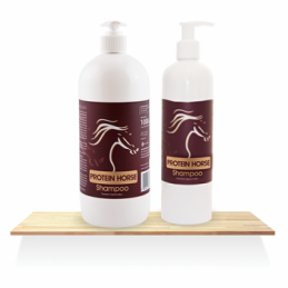 PROTEIN HORSE Shampoo Over Horse