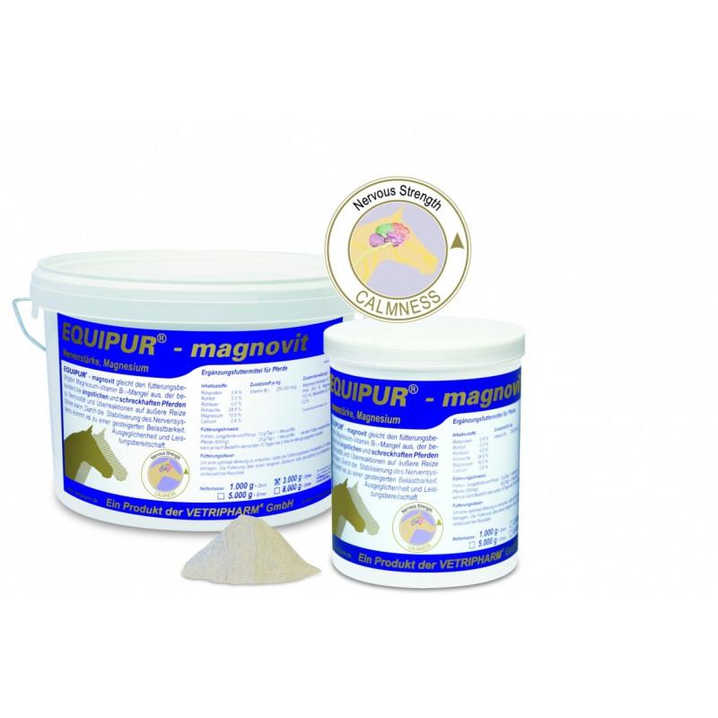 EquiPur Magnovit- Magnez na mocne nerwy