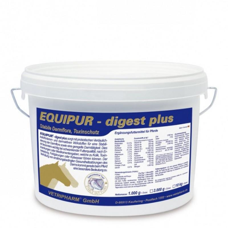 EquiPur Digest Plus- wspieranie trawienia